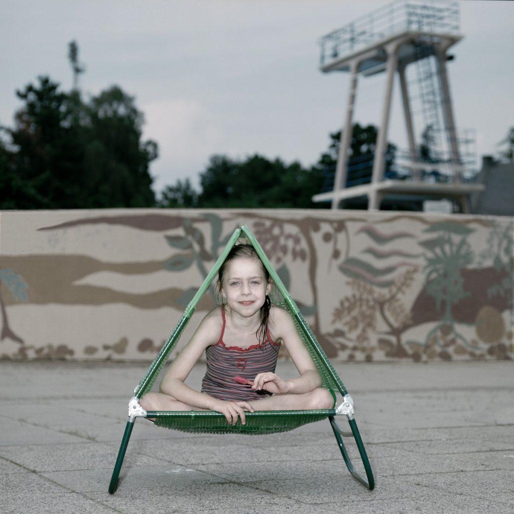 Jutta Schmidt, Fotografie, Dortmund, Freischwimmer